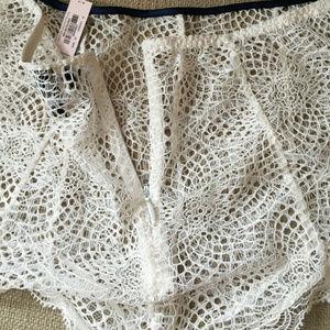 Victoria's Secret Intimates & Sleepwear - Bundle Victoria's Secret High Waist Fishnet Panty